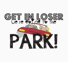 Get in Loser Kids Tee