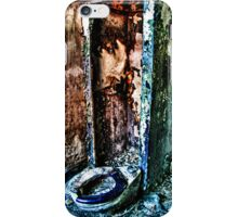 In the Toilet iPhone Case/Skin