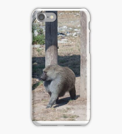 Monkey 1 iPhone Case/Skin