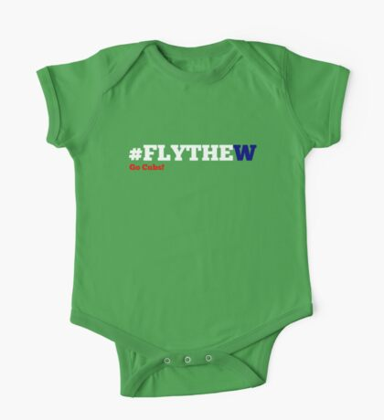 Fly the W One Piece - Short Sleeve