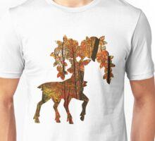 Sawsbuck (autumn) used horn leech Unisex T-Shirt