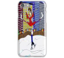 Going skating! iPhone Case/Skin