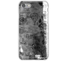 Leave your Mark iPhone Case/Skin