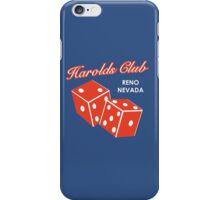 Harolds Club Reno iPhone Case/Skin
