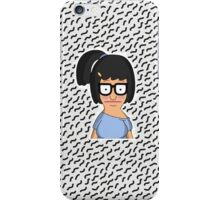 BAD TINA iPhone Case/Skin