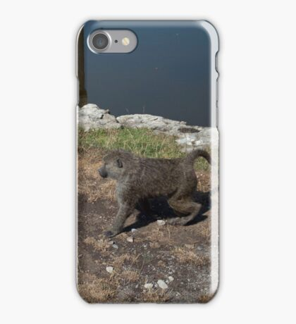 Monkey 2 iPhone Case/Skin