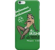 The Irisher iPhone Case/Skin