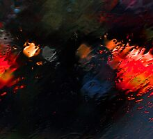 Tail Light Abstract by marzipan