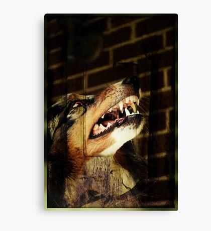 Werewolf Sam Canvas Print