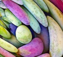 Rainbow Cascade by Diane Johnson-Mosley