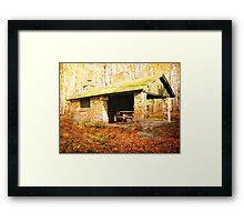 Canin # 5 - Dedicated to Laurie Framed Print