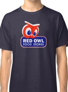 Red Owl shirt Classic T-Shirt