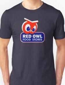 Red Owl shirt Unisex T-Shirt
