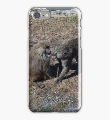 Monkey 3 iPhone Case/Skin