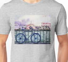 Bicycle Ride To The City Unisex T-Shirt