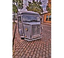 1951 Citroen H Van Photographic Print