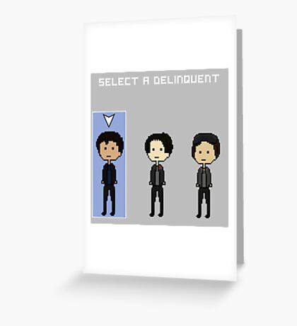 Select Bellamy Greeting Card