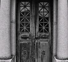 The Mausoleum Door by vigor