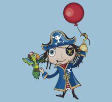 Glitterbugs pirate by flamingrhino