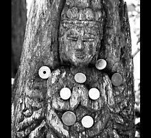 Votive Figure 2, Kamakura by WaterGardens