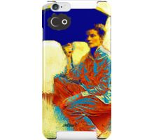 Kate and the Umbrella IPH iPhone Case/Skin