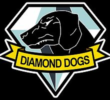 Diamond Dogs - MGS V by angga80