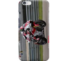 Ben Spies in Assen iPhone case iPhone Case/Skin