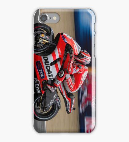 Hayden in Laguna Seca iPhone case iPhone Case/Skin