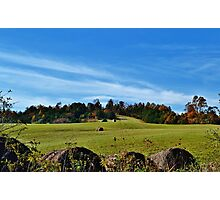 Beautiful Countryside Photographic Print