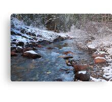 Ribbon Creek Metal Print
