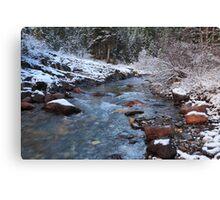 Ribbon Creek Canvas Print