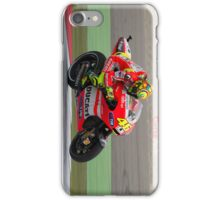 Valentino Rossi in Assen 2011 iPhone Case/Skin