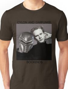 Cylon and Garfunkel Unisex T-Shirt