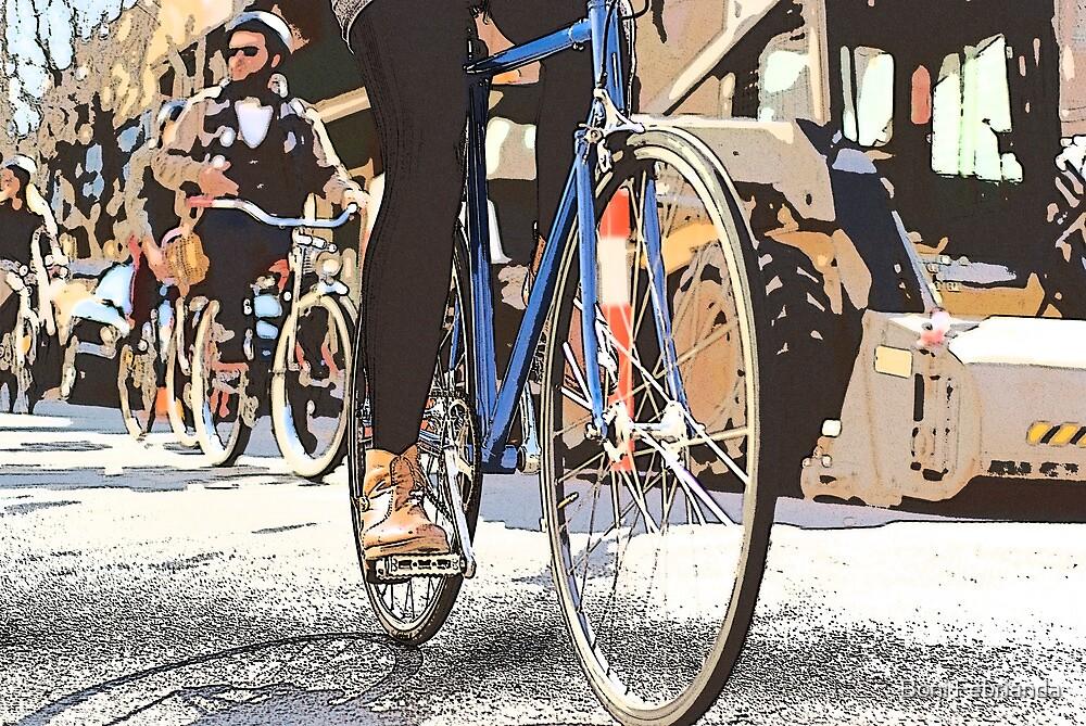 Summer Cycling by Boni Febrianda