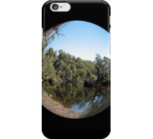 Winding Waters iPhone Case/Skin
