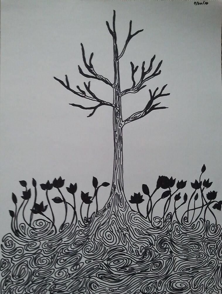 The earth child by anushamannava