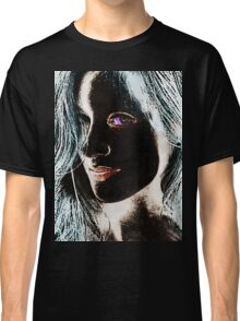 The Woman in Color Classic T-Shirt