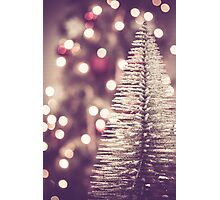Seasons Greetings -- Cool to the Touch Photographic Print