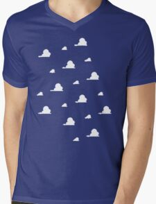 Andy's Clouds! Mens V-Neck T-Shirt