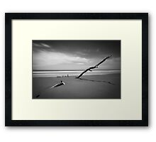 Rising Above the Rest Framed Print
