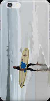 Longboarder by Kitsmumma