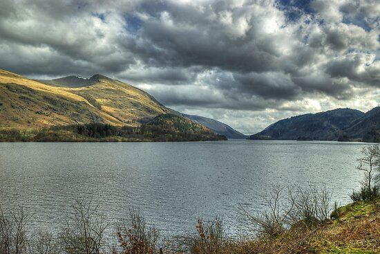 Thirlmere Reservoir by VoluntaryRanger