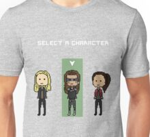 select lexa (x2) Unisex T-Shirt