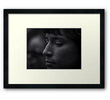 celebrations - inner reflections Framed Print