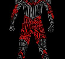 Ultraman of Many Words by ReversePolarity