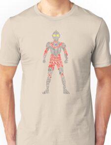Ultraman of Many Words Unisex T-Shirt