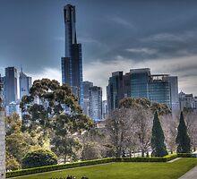 Melbourne, Australia by Anthony Surace