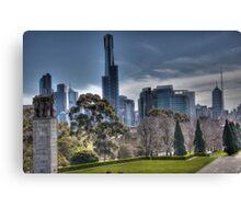 Melbourne, Australia Canvas Print