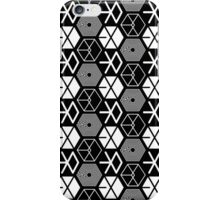 EXO Logo Pattern iPhone Case/Skin
