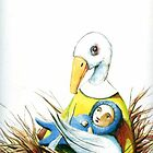 Mother And Other Goose by Nicholas  Beckett